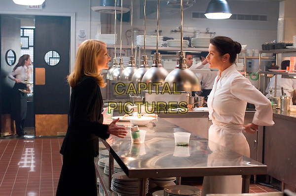 PATRICIA CLARKSON & CATHERINE ZETA-JONES .in No Reservations .**Editorial Use Only**.CAP/FB.Supplied by Capital Pictures