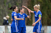 Chelsea Ladies v Doncaster Rovers Belles - FA Cup fifth round - 19.03.2017