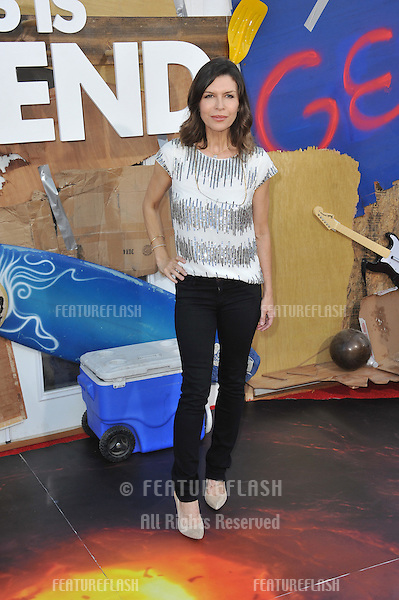 Finola Hughes at the world premiere of &quot;This Is The End&quot; at the Regency Village Theatre, Westwood.<br /> June 3, 2013  Los Angeles, CA<br /> Picture: Paul Smith / Featureflash