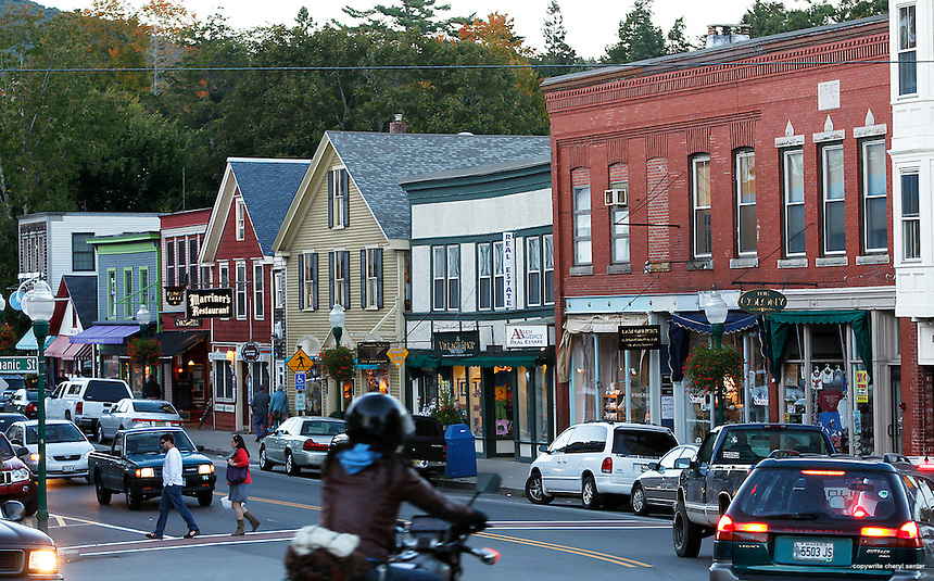 Area shots in Camden, ME, Monday, Sept. 24, 2012.(Cheryl Senter  /AP Images for Maine Office of Tourism)