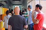 Visita Rodatge Merli. 3a temporada.<br /> Escenas de rodaje.
