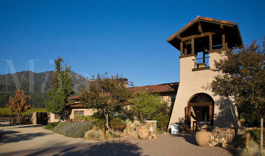 SAINT FRANCIS WINERY and VINEYARDS  - SANOMA VALLEY, CALIFORNIA