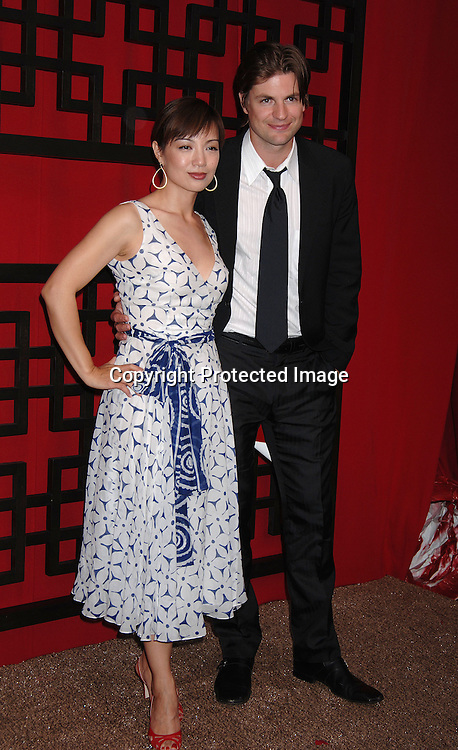 """Ming-Na and Gale Harold of """"Vanished""""..at The Fox Upfront 2006-2007  Fall Announcement ..of their new Schedule on May 18, 2006..at Guastavinos...Robin Platzer, Twin Images"""