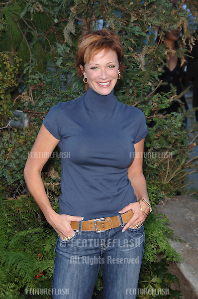 "Actress LAUREN HOLLY at the Los Angeles premiere of ""Open Season"" at the Greek Theatre, Hollywood..September 25, 2006  Los Angeles, CA.Picture: Paul Smith / Featureflash"