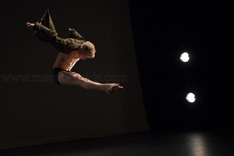Dancer: Brett Murray