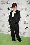 BURBANK, CA- OCTOBER 18: TV personality Sharon Osbourne arrives at the 2014 Environmental Media Awards at Warner Bros. Studios on October 18, 2014 in Burbank, California.