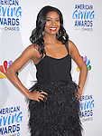 Gabrielle Union attends The  American Giving Awards held at Dorothy Chandler Pavilion in Los Angeles, California on December 09,2011                                                                               © 2011 DVS / Hollywood Press Agency
