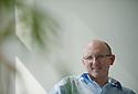 Professor Sean Grimmond poses at the University of Queensland, Brisbane, Australia, March 03, 2011. (Photo by John Pryke)