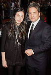 """HOLLYWOOD, CA. - April 30: Brad Grey and daughter Emily arrive at the Los Angeles premiere of """"Star Trek"""" at the Grauman's Chinese Theater on April 30, 2009 in Hollywood, California.a"""