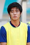 /Makoto Okazaki (JPN), <br /> AUGUST 19, 2018 - Football / Soccer : <br /> Men's Group D match <br /> between Japan 0-1 Vietnam <br /> at Wibawa Mukti Stadium <br /> during the 2018 Jakarta Palembang Asian Games <br /> in Cikarang, Indonesia. <br /> (Photo by Naoki Morita/AFLO SPORT)
