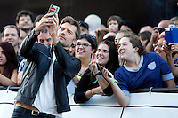 Actor Nikolaj Coster Waldau arrives to Maria Cristina Hotel during the 62st San Sebastian Film Festival in San Sebastian, Spain. September 20, 2014. (ALTERPHOTOS/Caro Marin) <br /> Foto Insidefoto <br /> Festival del film di San Sebastian <br /> Foto Alterphotos/Insidefoto