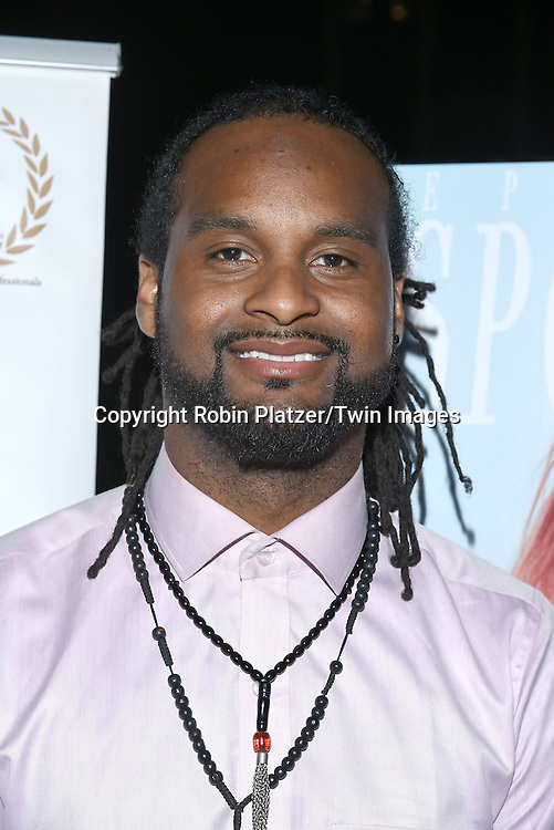 Noble Jolley attends the &quot;EPN Spotlight Magazine&quot;  launch party on June 10, 2016 at the Renaissance NY Hotel in New York, New York, USA. Dalal Bruchmann is the cover model.<br /> <br /> photo by Robin Platzer/Twin Images<br />  <br /> phone number 212-935-0770