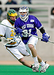 2007-04-10 NCAA: Holy Cross at UVM Men's Lacrosse