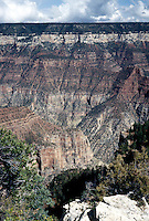 GRAND CANYON<br /> Sedimentary Rock Strata<br /> National Park, AZ