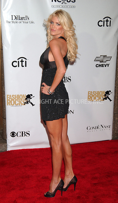 WWW.ACEPIXS.COM . . . . . ....September 6 2007, New York City....Actress Victoria Silvstedt arriving at Conde Nast Media Group's Fashion Rocks 2007 at Radio City in midtown Manhattan.....Please byline: KRISTIN CALLAHAN - ACEPIXS.COM.. . . . . . ..Ace Pictures, Inc:  ..tel: (646) 679 0430..e-mail: picturedesk@acepixs.com..web: http://www.acepixs.com