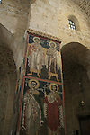 Israel, Jerusalem, Israel, the Greek Orthodox Monastery of the Holy Cross at the Valley of the Cross