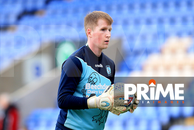 during the Sky Bet League 1 match between Shrewsbury Town and Wycombe Wanderers at Greenhous Meadow, Shrewsbury, England on 16 March 2019. Photo by Leila Coker / PRiME Media Images.