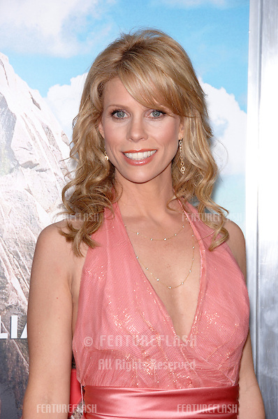 "Actress CHERYL HINES at the Los Angeles premiere of her new movie ""RV""..April 23, 2006  Los Angeles, CA.© 2006 Paul Smith / Featureflash"