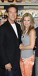 """Days Of Our Lives - Drake Hogestyn, Melissa Reeves  meet the fans as they sign """"Days Of Our Lives Better Living"""" on September 27, 2013 at Books-A-Million in Nashville, Tennessee. (Photo by Sue Coflin/Max Photos)"""
