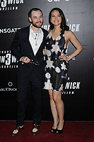 "Tobias Segal and guest at the World Premiere of ""John Wick: Chapter 3 Parabellum"", held at One Hanson in Brooklyn, New York, USA, 09 May 2019"