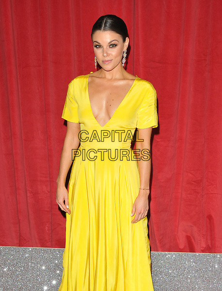 Faye Brookes at the British Soap Awards 2017, The Lowry Theatre, Pier 8, Salford Quays, Salford, Manchester, England, UK, on Saturday 03 June 2017.<br /> CAP/CAN<br /> &copy;CAN/Capital Pictures