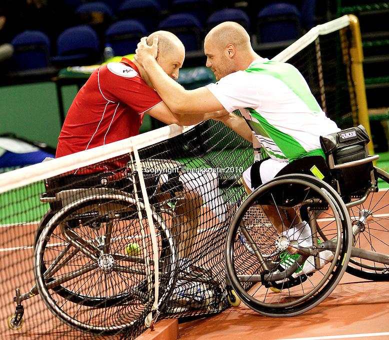 12-2-10, Rotterdam, Tennis, ABNAMROWTT, Sfeer