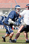 Beverly Hills, CA 04/12/10 - \L33\ in action during the Loyola-Beverly Hills Boys Varsity Lacrosse game at Beverly Hills High School, Loyola defeated Beverly Hills 16-0.