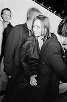 Stella McCartney at the opening party  for her store, NYC, 2002