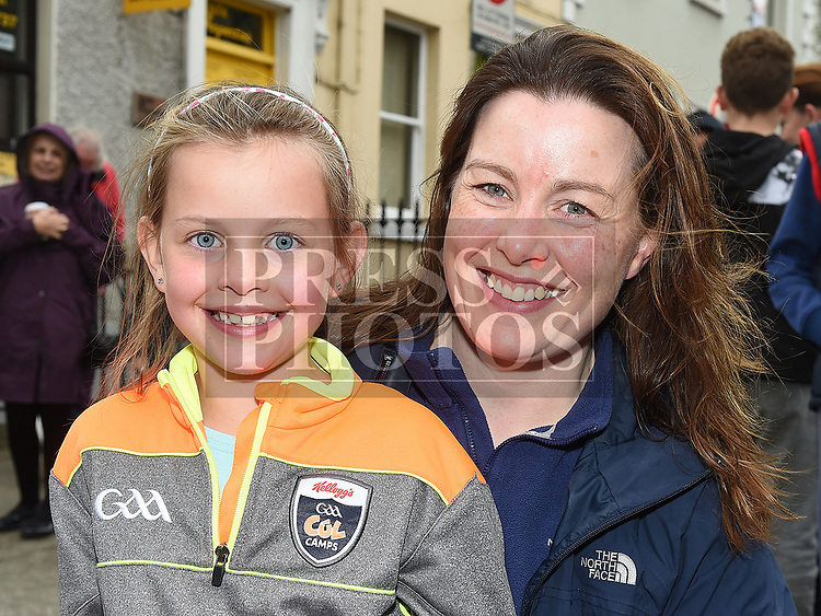 mary and Roisin Kenny at the Music at the Gate. Photo:Colin Bell/pressphotos.ie