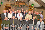 Enjoying the Fitzgerald Stadium committee Christmas party in Beaufort Bar on Friday night were Dan Kelliher, James Mulligan, James Looney Padraig O'Sullivan, Ken O'Sullivan, Billy Doolan, Brendan Walsh, Seamus O'Sullivan Darcy, Ger Galvin, Denis O'Leary, Gerry Falvey, Michael O'Connor, Dan Joe Lynch, Gerry Coffey, Dermot Moynihan, Tadgh Fleming, Patsy Cremin, Donie O'Leary, Con Griffin, Seamus O'Connor, Liam Sheehan, John Daly and John Lenihan.   Copyright Kerry's Eye 2008