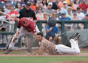 College World Series Game 1