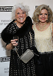 Tyne Daly and Alison Fraser attends the Gingold Theatrical Group's Golden Shamrock Gala at 3 West Club on March 16, 2019 in New York City.
