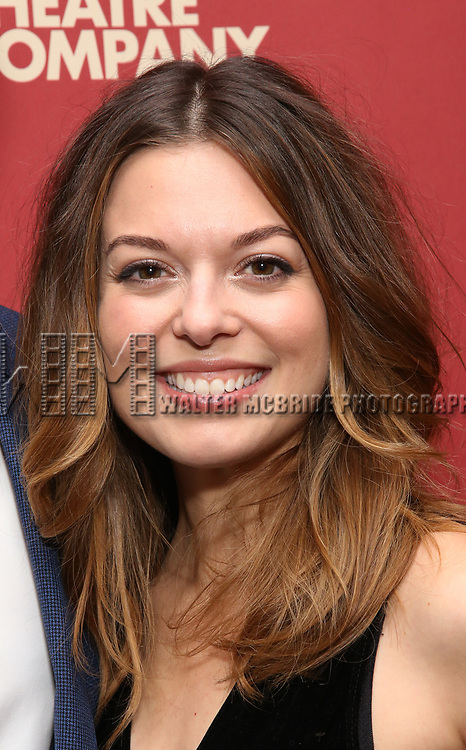 Margo Seibert attends the cast party for the Roundabout Theatre Company presents a One-Night Benefit Concert Reading of 'Damn Yankees' at the Stephen Sondheim Theatre on December 11, 2017 in New York City.