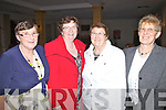 Ladies out to support the Dromid GAA social held at The Waterville Lake Hotel on Saturday last were l-r; Mary Joe Fitzpatrick, Helen O'Sullivan, Bridie Huggard & Bridie O'Sullivan.