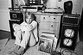 TOM PETTY, HOME, 1977, NEIL ZLOZOWER