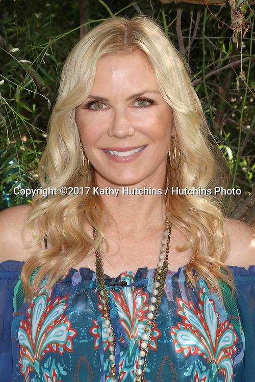 "LOS ANGELES - APR 14:  Katherine Kelly Lang at the ""Home and Family"" Celebrates ""Bold and Beautiful's"" 30 Years at Universal Studios Back Lot on April 14, 2017 in Los Angeles, CA"