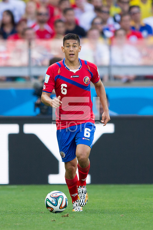 Oscar Duarte of Costa Rica
