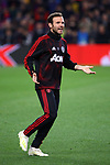 UEFA Champions League 2018/2019.<br /> Quarter-finals 2nd leg.<br /> FC Barcelona vs Manchester United: 3-0.<br /> Juan Mata.