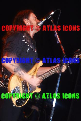 """MOTORHEAD: Ian """"Lemmy"""" Kilmister: 1994:.Photo Credit: Eddie Malluk/Atlas Icons.com"""