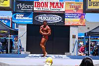 Muscle Beach, Bodybuilding, Bikini, Competition, Venice, CA, Oceanfront, walk, Venice Beach, Boardwalk, Los Angeles, California, United States of America