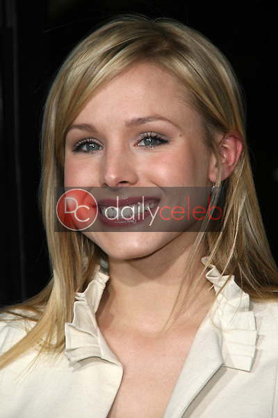 Kristen Bell<br />