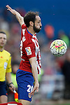 Atletico de Madrid's Juanfran Torres during La Liga match. April 23,2016. (ALTERPHOTOS/Acero)