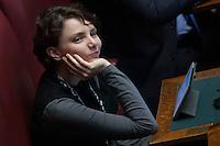 Maria Edera Spadoni<br /> Roma 23-04-2014 Camera. Voto di fiducia sul Decreto DL Lavoro.<br /> Trust vote on job laws<br /> Photo Samantha Zucchi Insidefoto