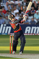 Adam Wheater in batting action for Essex - Essex Eagles vs Sussex Sharks - Friends Life T20 Cricket at the Ford County Ground, Chelmsford, Essex - 28/06/12 - MANDATORY CREDIT: Gavin Ellis/TGSPHOTO - Self billing applies where appropriate - 0845 094 6026 - contact@tgsphoto.co.uk - NO UNPAID USE.