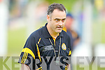 Pa Laide Austin Stacks Mentor in the First Round of the Kerry Senior Football Championship at O'Rahilly Park Ballylongford on Sunday.