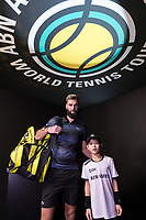 Rotterdam, The Netherlands, 11 Februari 2019, ABNAMRO World Tennis Tournament, Ahoy, Benoit Paire (FRA),<br /> Photo: www.tennisimages.com/Henk Koster