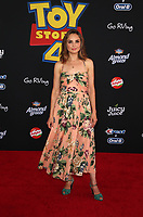 "HOLLYWOOD, CA - JUNE 11: Rachael Leigh Cook, at The Premiere Of Disney And Pixar's ""Toy Story 4"" at El Capitan theatre in Hollywood, California on June 11, 2019. <br /> CAP/MPIFS<br /> ©MPIFS/Capital Pictures"