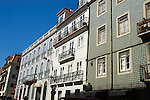 Lisbon, Portugal, has been the capital of Portugal since the conquest from the Moors in 1147.