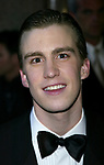 Gavin Creel attends The 56th Annual Tony Awards at<br />Radio City Music Hall in New York City on<br />June 2, 2002