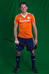 ARNHEM - BOB DE VOOGD, lid trainingsgroep Nederlands hockeyteam heren. COPYRIGHT KOEN SUYK